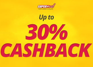Up to 30% Cashback on All Food Delivery and Takeaways